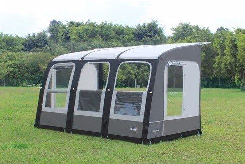 Camptech Aufblasbares Caravan-Vorzelt, Starline, 390cm