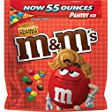 M&M's, Peanut Butter, 55 oz