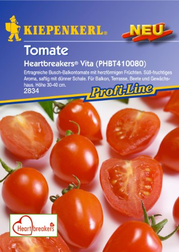 Tomaten, Heartbreakers Vita, F1