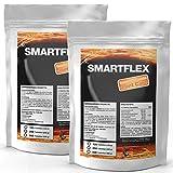 SMART FLEX | 1000 (2x 500) Tabletten Vorratspackung | Nährstoffe für Gelenke | Gelenk-Komplex | Glucosamin Chondroitin MSM Kollagen | Gelenk-Knorpelschutz bei Rheuma und Arthritis einsetzbar