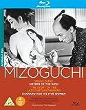 The Mizoguchi Collection - 4-Disc Box Set ( Naniwa hika / Gion no shimai / Zangiku monogatari / Utamaro o meguru gonin no onna ) ( Osaka Elegy / Sisters of the Gion / The Story of [ Origine UK, Sans Langue Francaise ] (Blu-Ray)