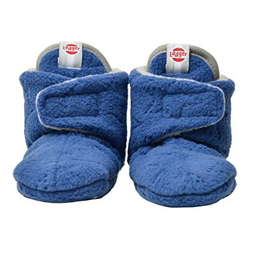 Lodger SLFSY3001576 Hausschuhe baby Fleece Bohemien, 6-12m