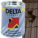 Delta Dachcolor Dachfarbe Anthrazit 2,50 Liter