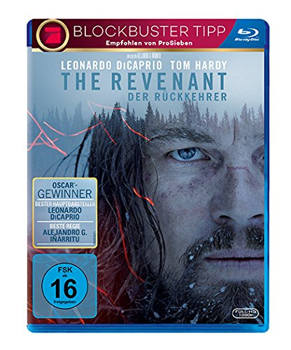 The Revenant [Blu-ray] -