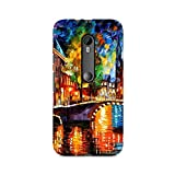 MOBICTURE Girl Abstract Premium Designer Mobile Back Case Cover For Moto G3 back cover,Moto G3 back cover 3d,Moto G3 back cover printed,Moto G3 back c