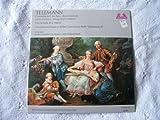 89 543 Telemann Chamber Works BCO Helmut Koch LP
