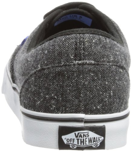 Vans U Lpe, Baskets mode mixte adulte Noir (S P Black)