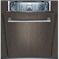 Siemens SX64D004EU lave-vaisselle - laves-vaisselles (Entièrement intégré, A, A+, Acier inoxydable, LED, Économie, Intensif, Normal, Rapide)