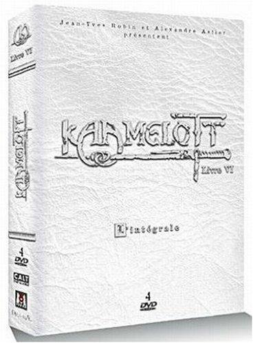 Camelot - Season Six - 4-DVD Box Set ( Kaamelott 6 ) ( Kaamelott VI ) [ NON-USA FORMAT, PAL, Reg.2 Import - France ] by Patrick Chesnais