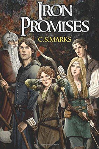 Iron Promises (The Alterra Histories)