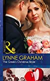 The Greek's Christmas Bride (Christmas with a Tycoon, Book 2) (Modern) by Lynne Graham (2016-11-17)