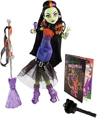 Monster High Mattel CHW89 - Casta Fierce Modepuppe (Monster Puppe Halloween High)