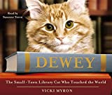 Dewey: The small-town library-cat who touched the world by Vicki Myron (2009-02-19)