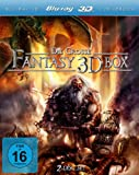 Die große Fantasy 3D Box (Dragonquest / Dragon Crusaders / Midnight Chronicles / Dragon Hunter) [3D Blu-ray]