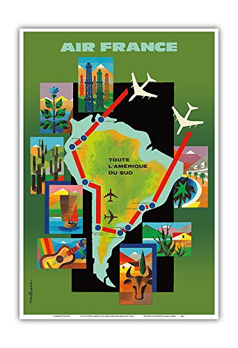all-of-south-america-tout-lamerique-du-sud-air-france-vintage-airline-travel-poster-by-jacques-natha