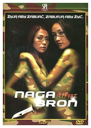 Naga broń / Chek law dak gung [PL Import] Renee Jewel