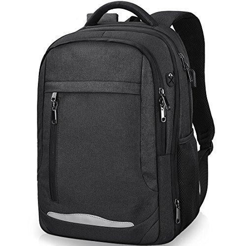 Mochila Portátil Hombre Impermeable Backpack para 15.6 Pulgadas Orden