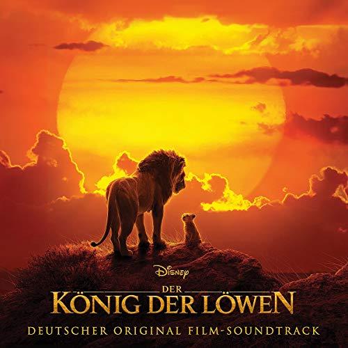 Der König der Löwen (Original Film-Soundtrack) (Soundtrack König Cd Löwen Der)