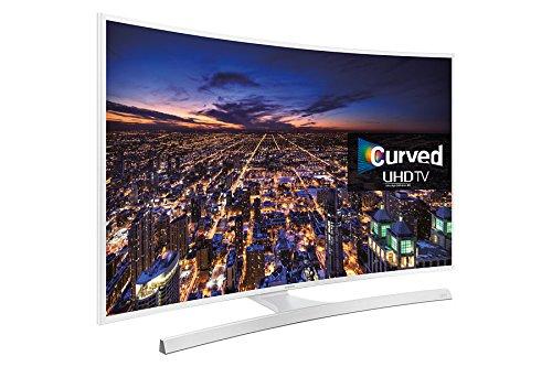 Samsung 55  Ultra HD 4K Smart Curved Screen LED TV