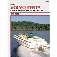 Clymer Volvo Penta Stern Drive Shop Manual, 1994-2000 (2000-05-24)