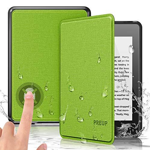 PREUP Funda para Kindle Paperwhite, (10.ª generación, 2018 Release), Carcasa...