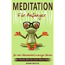Meditation für Anfänger: für mehr Gelassenheit & weniger Stress-der Frische-Kick für einen klaren Kopf