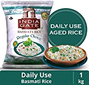 India Gate Basmati Rice, Regular Choice, 1 Kg