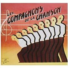 Les Compagnons de la Chanson (Coffret 2 CD + Livre)