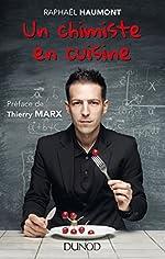 Un chimiste en cuisine de Raphaël Haumont