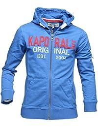 Kaporal Muline17b33, Sweat-Shirt àCapuche Garçon