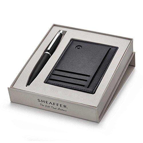 SHEAFFER 9405 Ballpoint Pen With Credit Card Holder