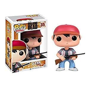 Funko POP TV Walking Dead: Glenn Vinyl Figur von Funko