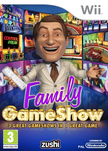 Family Gameshow (wii)