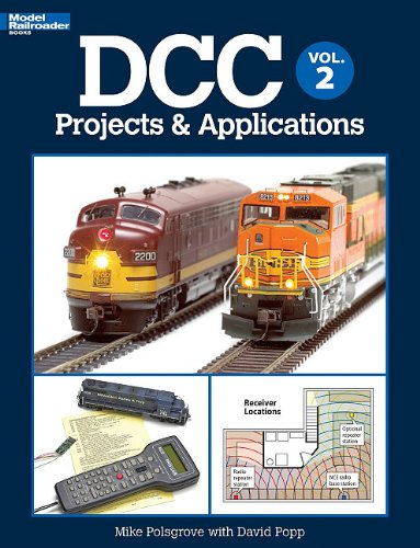 DCC Projects & Applications Vol. 2 por Mike Polsgrove
