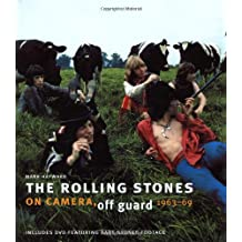 The Rolling Stones: On Camera, Off Guard (Book & DVD)