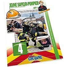 Livre Formation des Jeunes Sapeurs-Pompiers Niveau 4 JSP4
