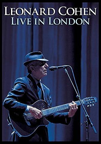 Cohen, Leonard - Live in London