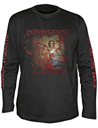 Cannibal Corpse Red Before Black - Langarmshirt/Longsleeve