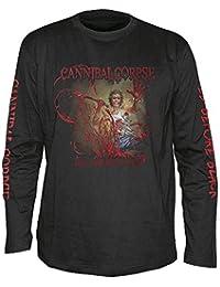 Cannibal Corpse Red Before Black - Langarmshirt/Longsleeve