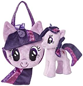 Aurora World My Little Pony Twilight Sparkle Pony Tail Carrier by Aurora World Inc.