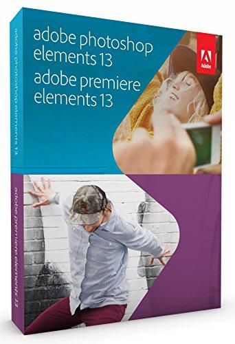 Adobe Photoshop Elements 13 & Premiere Elements 13 Upgrade