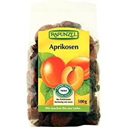 Rapunzel Aprikosen ganz süß, Projekt, 1er Pack (1 x 500 g) - Bio