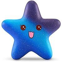 Yojoloin Squishies Squishy Galaxy Star Decompression Lento Rising Fidget Toy Scented Rare JUNKE Divertimento, Miglior regalo (Galaxy Star)