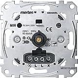 Merten MEG5133-0000 Variateur pour charge inductive 40-600 W/VA