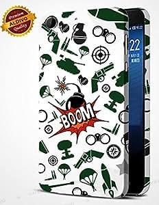 alDivo Premium Quality Printed Mobile Back Cover For HTC Desire 728 / HTC Desire 728 Back Case Cover (MKD194)