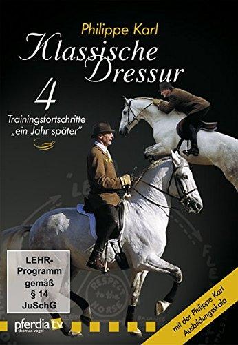 Karl, Philippe, Tl.4 : Trainingsfortschritte ein Jahr später, 1 DVD