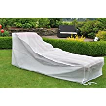 Cobertor para Tumbona de sauna 200x75x40/70cm UV y Resistente al agua - 1 - Pack, Pack de 1