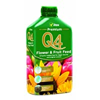 Vitax 1L Q4 Premium Flower and Fruit Feed