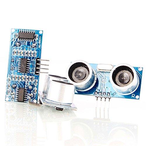 Aukru 3x Ultraschall Modul HC-SR04 Abstand Distance Sensor für Raspberry pi arduino - 3