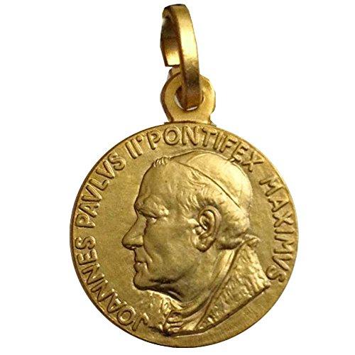 medaglietta-santo-papa-giovanni-paolo-ii-argento-925-placcata-oro-925-sterling-silver-stpope-john-pa